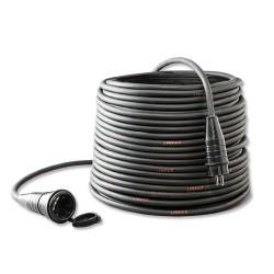 Verlengkabel 250V met aangemonteerde contactstoppen