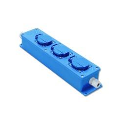 Snoercentrale Keraf 16DL blauw