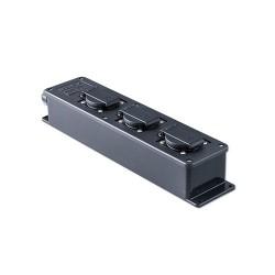 Snoercentrale Keraf 16Z zwart