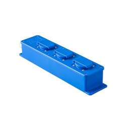 Snoercentrale Keraf 16B blauw
