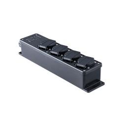 Snoercentrale type 15Z zwart