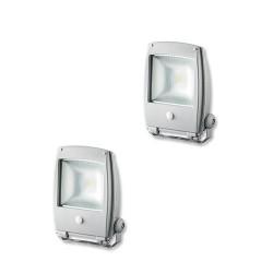 LED Fenon Basic Line klasse I 230V 10W aluminium