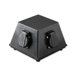 Rubber verdeelblok type 18105Z