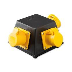 Rubber verdeelblok type 1831304