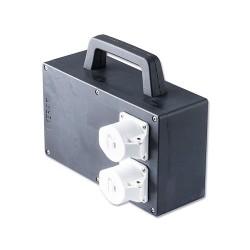 Veiligheidstrafo in kast Prisma type 857-24-2